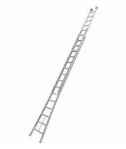 Escada de Alumínio Comercial de 15 Degraus - Botafogo