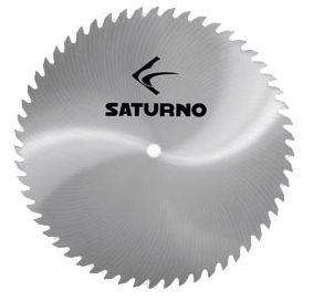 Lâmina / Serra para Roçadeira Circular de 255 x 19mm com 80 Dentes - Saturno
