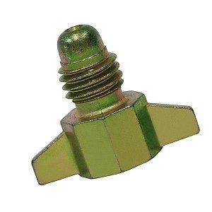 Adaptador para Botijão de Gás Rosca Grossa P 13 - Mil Kits