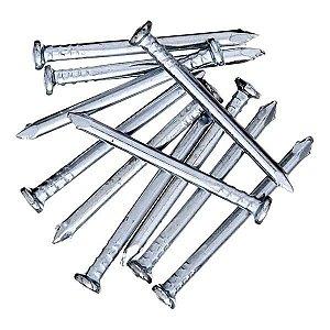Prego de Aço 17 x 21mm pacote com 100 peças - Âncora