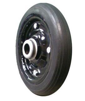 """Roda de Chapa com Rolete de 9"""" x 3/4"""" - GS Car"""