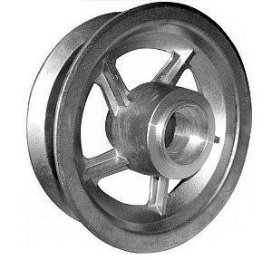 Roda para Carrinho de Mão em Alumínio Reforçada - Gabitec