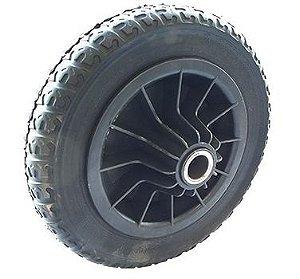 Roda para Carrinho Máquina com Eixo de 19mm - Eva Plus