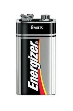 Bateria de 9 volts Max - Energizer