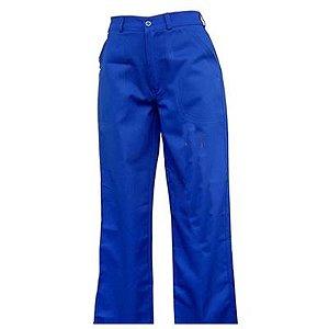 Calça Brim Pesado Azul (Várias Medidas) - Unibrasil