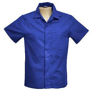 Camisa Polo Brim Leve com Bolso (Vários Tamanhos) - Unibrasil