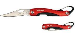 Canivete Aço Inox YT-76050 - Yato