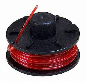 Refil para Aparador de Grama com Mola e Fio de Nylon de 2.0mm - Spin