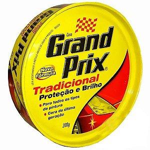 Cera Grand Prix Tradicional 200g - Johnson