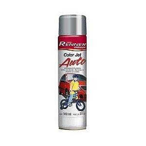 Tinta Spray Aluminio para Rodas - Renner