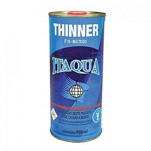 Thinner para Pintura It 37 Lata 900ml ITaqua