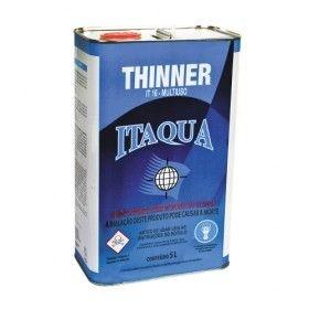 Thinner para Limpeza  IT 16 Galão 5L Itaqua