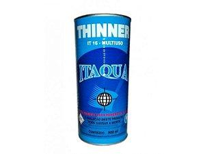 Thinner para Limpeza  IT 16 Lata 900ml Itaqua