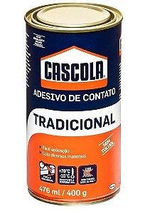Cola de Contato de 400g sem Toluol Cascola - Henkel