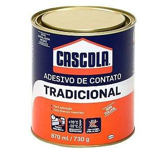 Cola de Contato de 730g sem Toluol Cascola - Henkel
