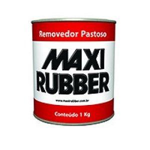 Removedor de Tinta Lata 1kg - maxirubber