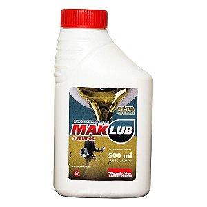 Oleo para Motores 2T Maklub 500ML -Makita