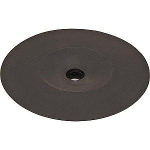 """Disco de Borracha de 4.1/2"""" Flexível - Vonder"""