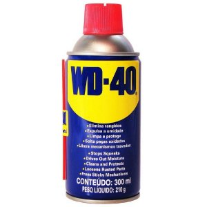 Óleo Lubrificante WD40 300ml - theron