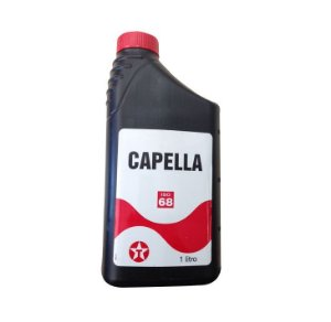 Oleo Hidráulico 68  1L  Capella - Texaco
