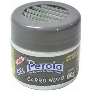 Odorizante para Automóveis Carro Novo 60GR - Pérola