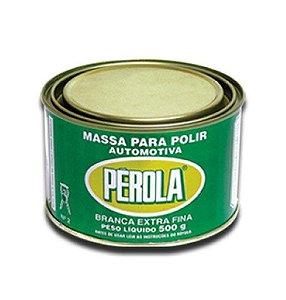Massa para Polir N 2  500gr - Perola