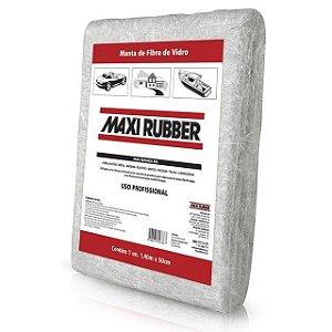 Manta de Fibra de Vidro 1,40X0,50M 320g - MaxiRubber