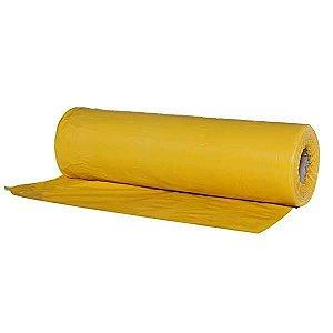Lona Plástica. 4M Largura Amarela - Superpack