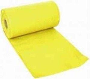 Lona Plástica Amarela 4 X 100 M 48KG - Lonax