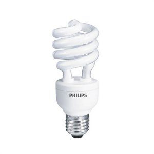 Lâmpada Fluorescente Espiral 23W MINI 220V - Philips