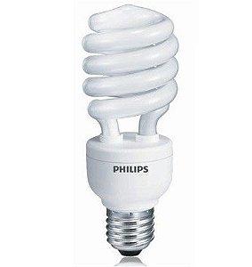 Lampada Fluorescente Compacta A 3U 23W 127V - Philips