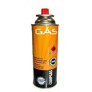Gás Butano Refil com Encaixe - Nautika