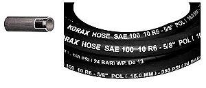 Mangueira de Borracha para Óleo / Combustível (Várias Medidas) - Korax