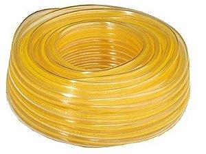 Mangueira de Combustível em PVC Flexível Amarela (Várias Medidas) - Bariflex