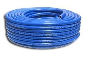 "Mangueira Jardim de 3/4"" x 2.5mm  Azul Recapada - Bariflex"