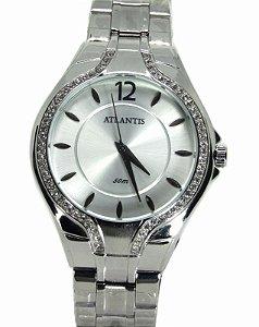 d476ce62df5 Relogio Atlantis Feminino G3337 Fundo Branco - Atlantis Relógios
