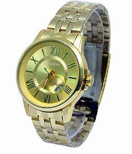 38d946bbe30 RELOGIO FEMININO ATLANTIS G3390 FUNDO PRETO - Atlantis Relógios