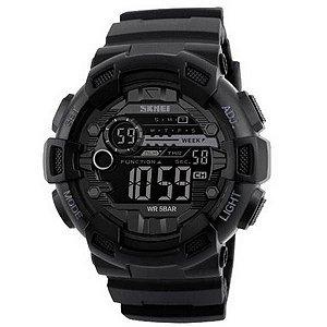 3898e8121d9 Relogio Masculino Skmei Digital 1242 - Preto - Atlantis Relógios