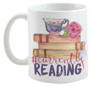 Caneca Bookstagram - Currently Reading