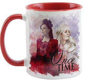 Caneca - Once Upon a Time Regina e Emma