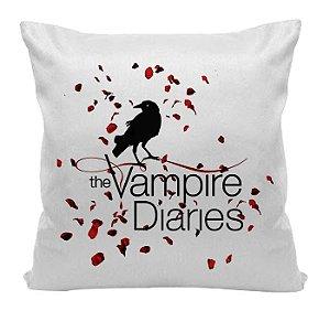Almofada - Série The Vampire Diaries - Logo