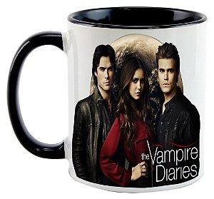 Caneca - Série The Vampire Diaries