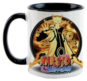 Caneca - Anime Naruto Shippuden