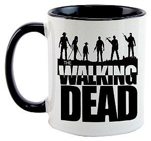 Caneca - The Walking Dead - Personagens