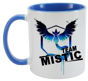 Caneca - Pokemon - Team Mistic