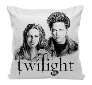 Almofada - Crepúsculo Edward e Bella