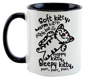Caneca - The big bang Theory - Cats