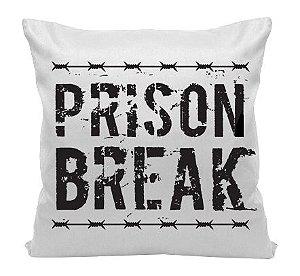 Almofada - Prision Break - Logo