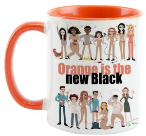 Caneca - Orange is the new Black