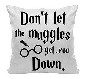 Almofada - Harry Potter - The Muggles
